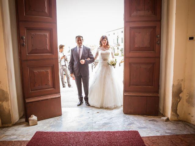 Il matrimonio di Silvia e Daniele a Arre, Padova 7