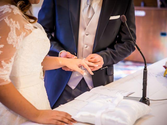 Il matrimonio di Silvia e Daniele a Arre, Padova 9