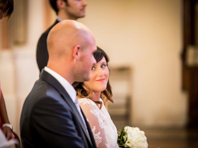Il matrimonio di Silvia e Daniele a Arre, Padova 13