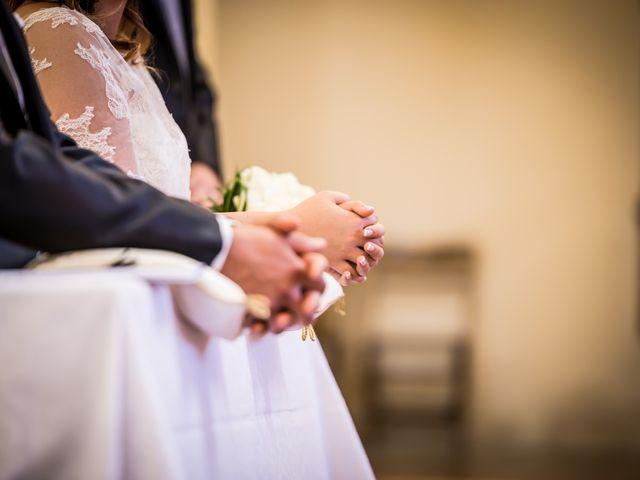 Il matrimonio di Silvia e Daniele a Arre, Padova 14