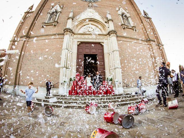 Il matrimonio di Silvia e Daniele a Arre, Padova 15