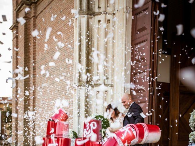 Il matrimonio di Silvia e Daniele a Arre, Padova 16
