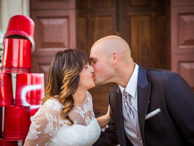Il matrimonio di Silvia e Daniele a Arre, Padova 17