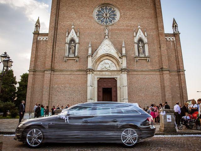 Il matrimonio di Silvia e Daniele a Arre, Padova 18