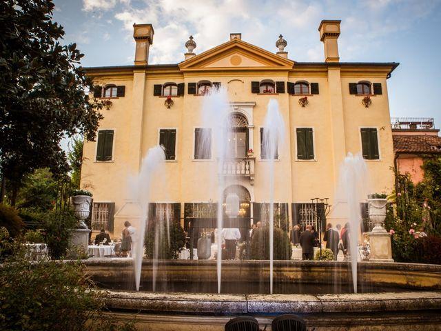 Il matrimonio di Silvia e Daniele a Arre, Padova 21