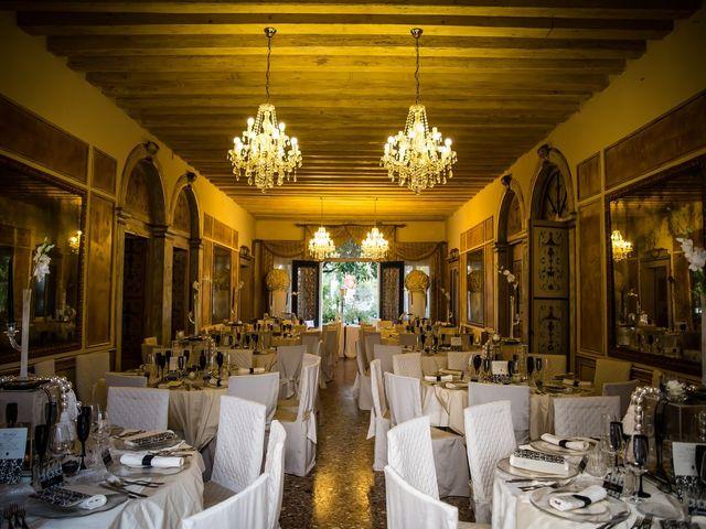 Il matrimonio di Silvia e Daniele a Arre, Padova 41