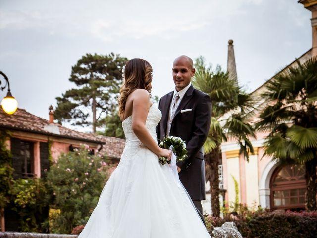Il matrimonio di Silvia e Daniele a Arre, Padova 43