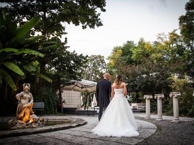 Il matrimonio di Silvia e Daniele a Arre, Padova 49