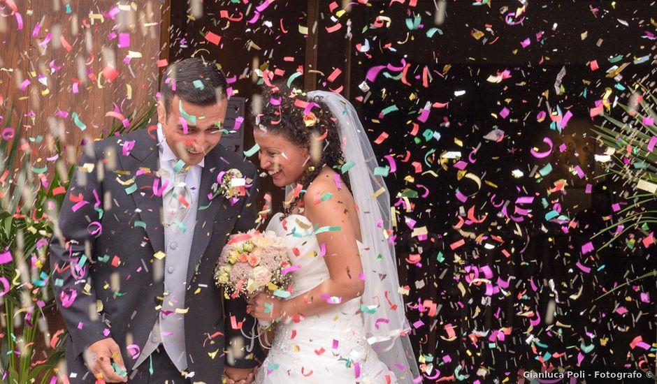 Il matrimonio di Daniele e Monica a Roma, Roma