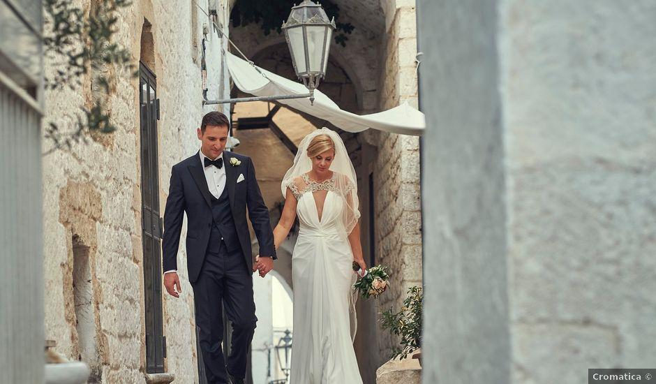 Il matrimonio di Nicola e Tony a Ostuni, Brindisi