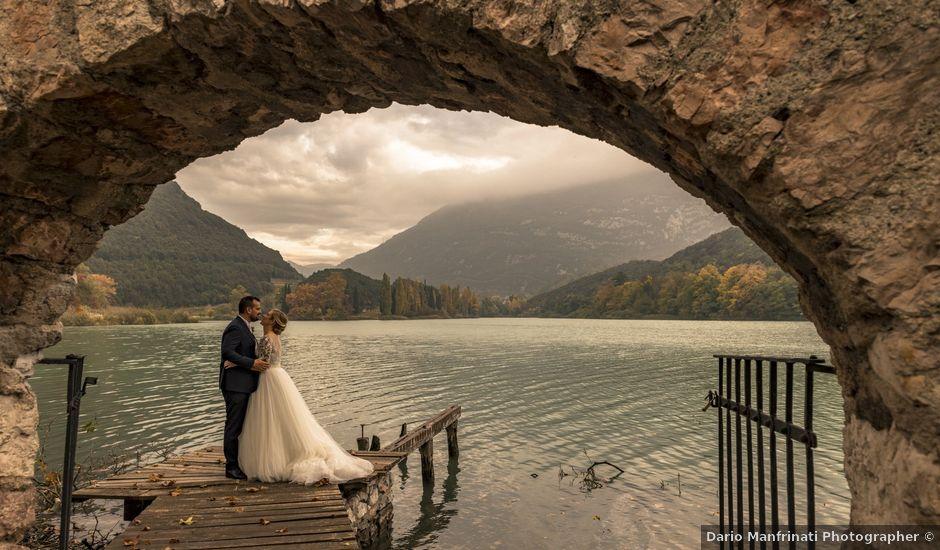Il matrimonio di Marco e Martina a Baselga di Pinè, Trento