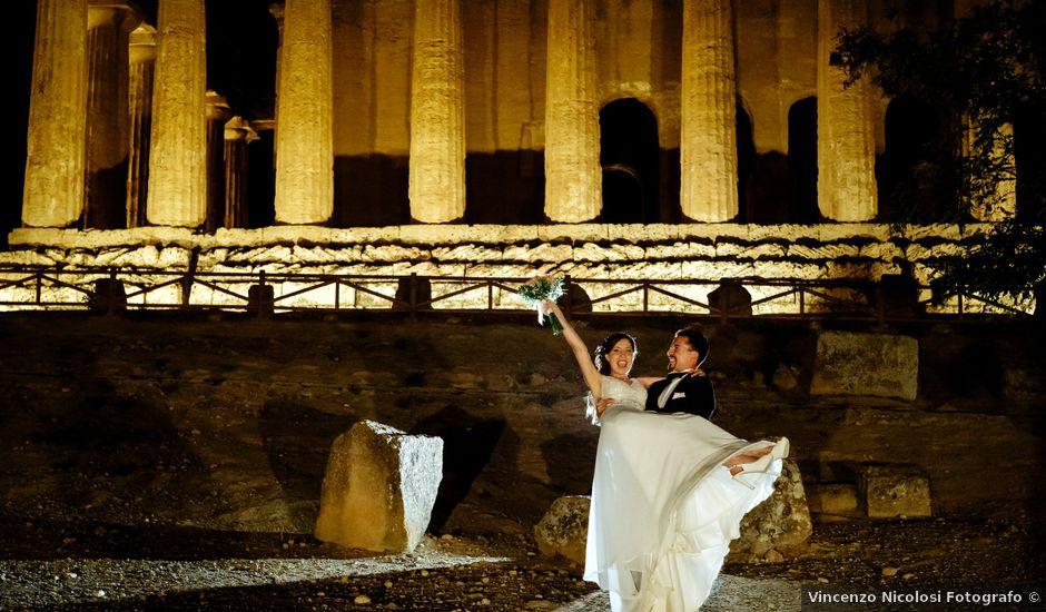 Il matrimonio di Giacomo e Anna a Agrigento, Agrigento