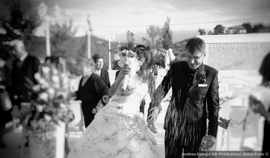 Il matrimonio di Pamela e Fabio a Bucchianico, Chieti