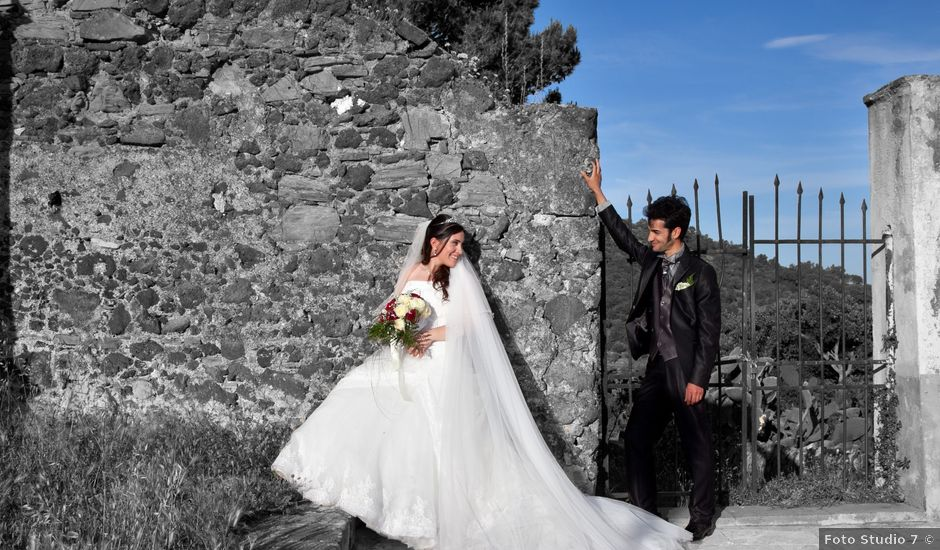 Il matrimonio di Giuseppe e Paola a Malvagna, Messina