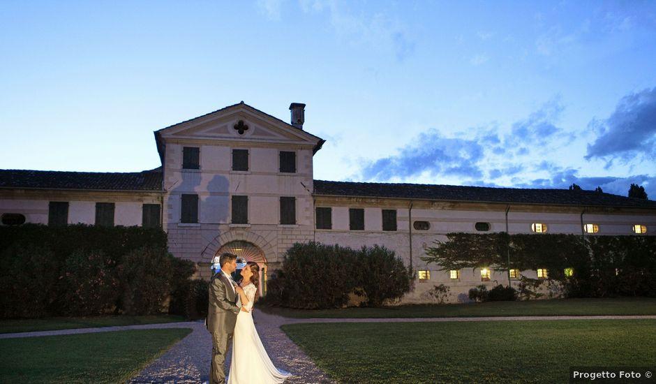 Il matrimonio di Colla Paolo e Scardellato Irene a Altivole, Treviso
