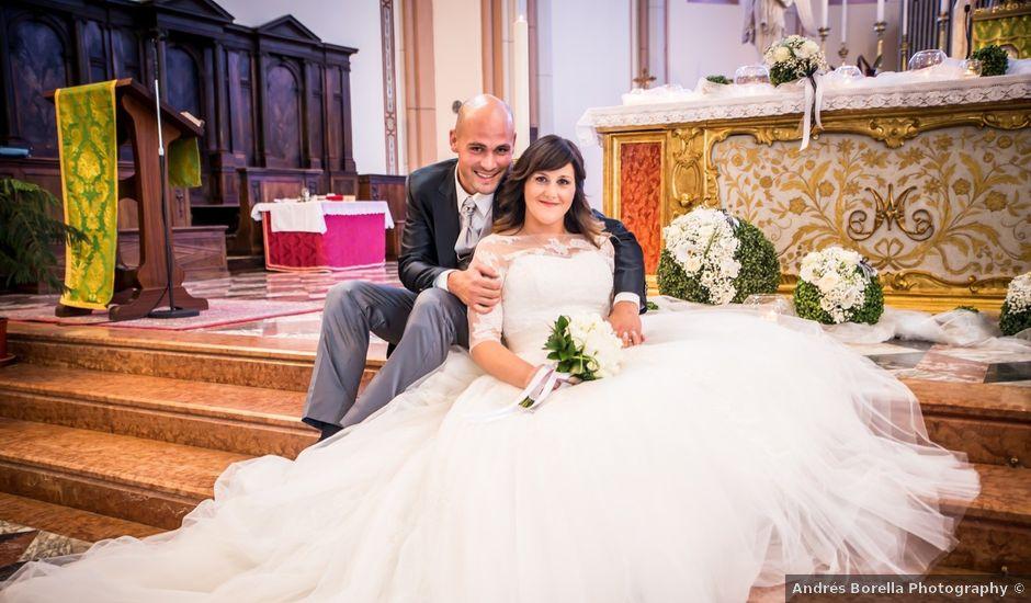 Il matrimonio di Silvia e Daniele a Arre, Padova