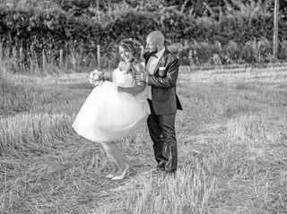Le nozze di Samantha e Marcello