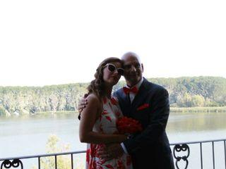 Le nozze di Mchela e Andrea