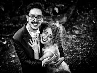 Le nozze di Naomi e Giuseppe