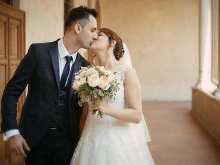 Le nozze di Veronica e Alessandro