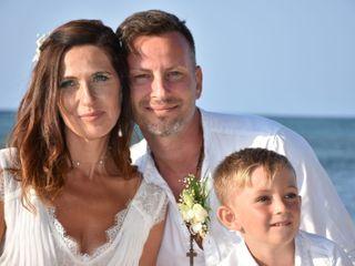Le nozze di Alessia Di Benedetto e Francesco Avantario 2