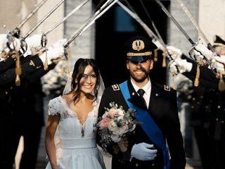 Le nozze di Enza e Antonio