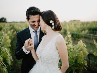 Le nozze di Katia e Cristiano