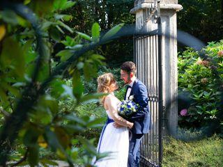 Le nozze di Anna e Adrian