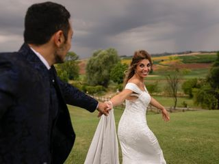 Le nozze di Nino e Francesca