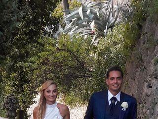 Le nozze di Fabrizia e Mauricio 1