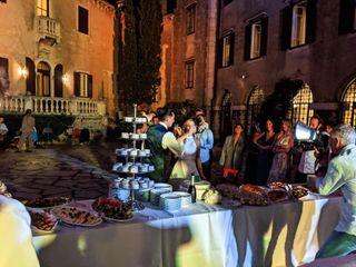 Le nozze di Fabrizia e Mauricio