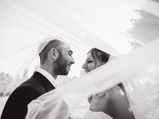 Le nozze di Lara e Sebastiano