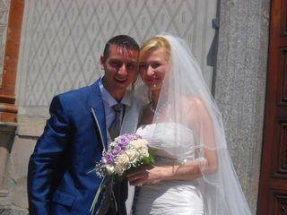 Le nozze di Stefano e Svetlana