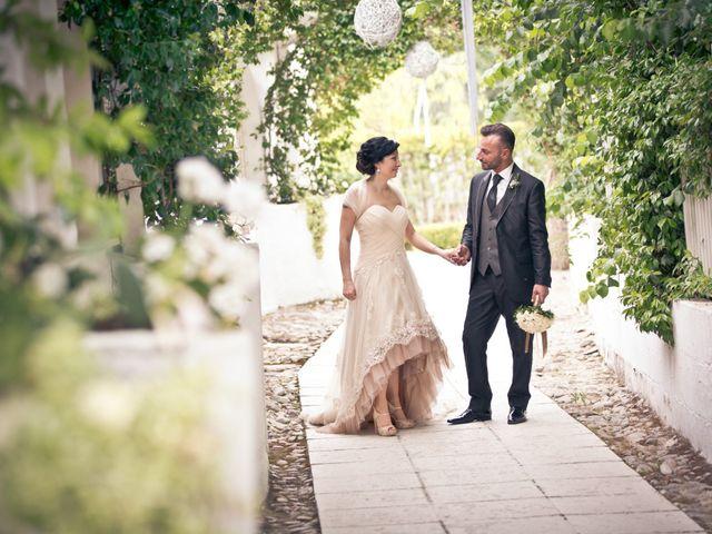 Le nozze di Simona e Mirko