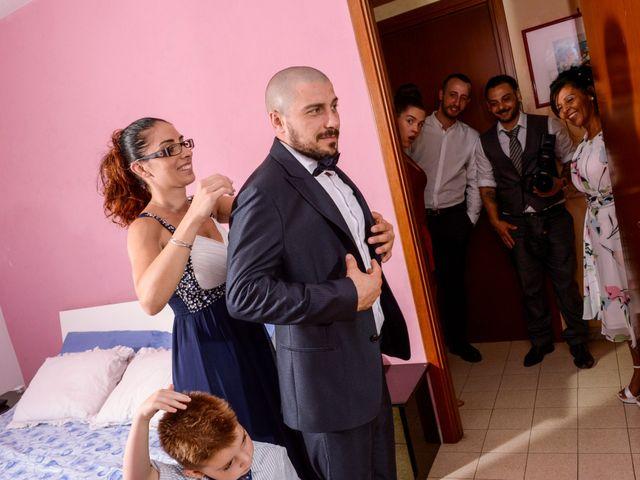 Il matrimonio di Marcello e Samantha a Roma, Roma 7