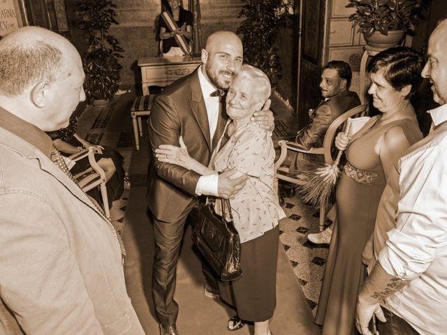 Il matrimonio di Marcello e Samantha a Roma, Roma 32