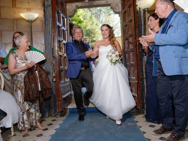 Il matrimonio di Marcello e Samantha a Roma, Roma 34