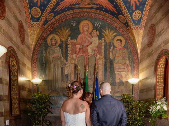 Il matrimonio di Marcello e Samantha a Roma, Roma 38