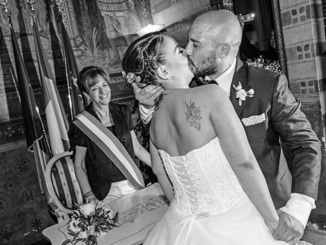 Il matrimonio di Marcello e Samantha a Roma, Roma 43