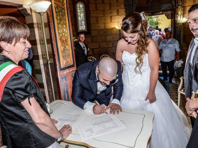 Il matrimonio di Marcello e Samantha a Roma, Roma 44