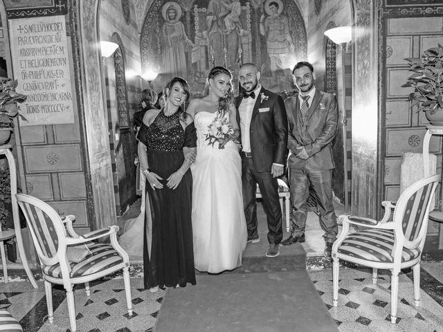 Il matrimonio di Marcello e Samantha a Roma, Roma 48