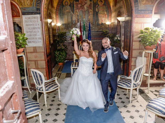 Il matrimonio di Marcello e Samantha a Roma, Roma 49