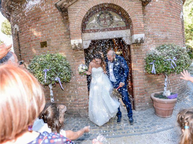 Il matrimonio di Marcello e Samantha a Roma, Roma 50