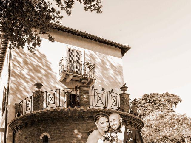 Il matrimonio di Marcello e Samantha a Roma, Roma 52