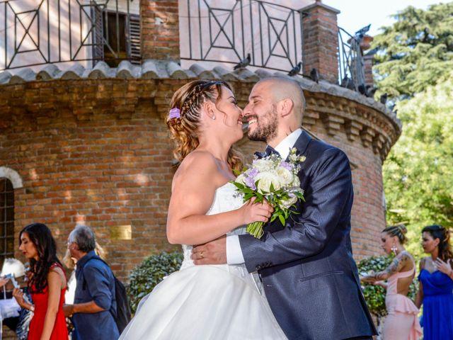 Il matrimonio di Marcello e Samantha a Roma, Roma 53
