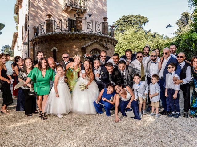 Il matrimonio di Marcello e Samantha a Roma, Roma 54