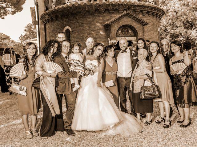Il matrimonio di Marcello e Samantha a Roma, Roma 55