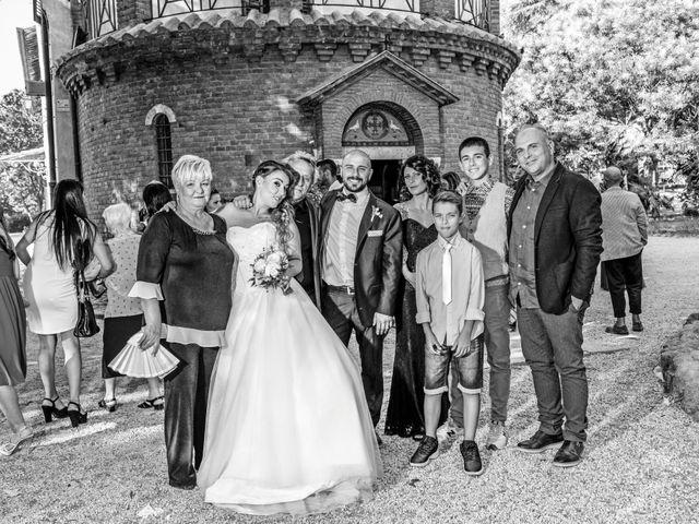 Il matrimonio di Marcello e Samantha a Roma, Roma 56