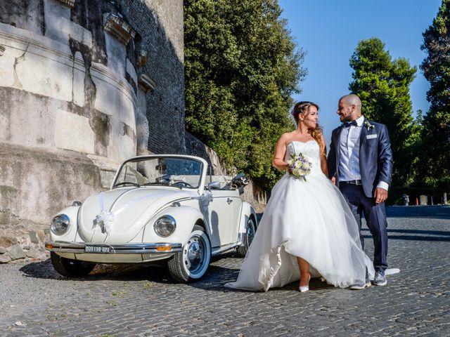 Il matrimonio di Marcello e Samantha a Roma, Roma 59