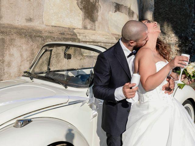 Il matrimonio di Marcello e Samantha a Roma, Roma 60